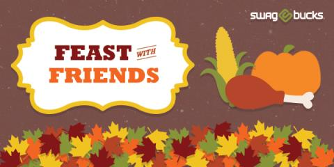 Fall Feast With Friends & Swagbucks