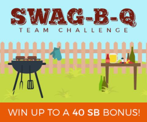 Image: Swag-B-Q Team Challenge | Pre-registration is open now!