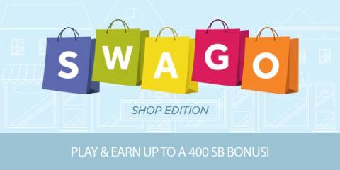 Its' Time For Holiday Swago - Ean While Doing Your Christmas Shopping
