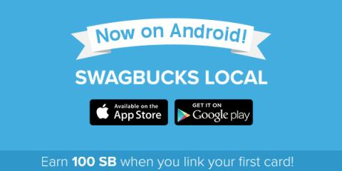 Earn SB in your neighborhood with Swagbucks Local