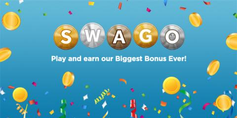 $200,000,000 Swago PLUS Spin & Win