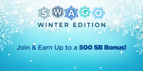 Swago with Spin & Win