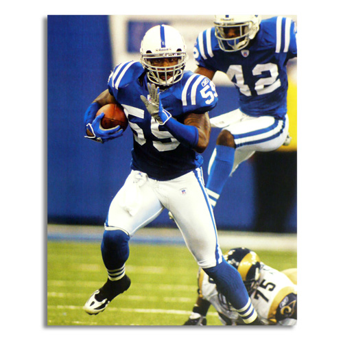 Colts - Mike Tauiliili #59 Print