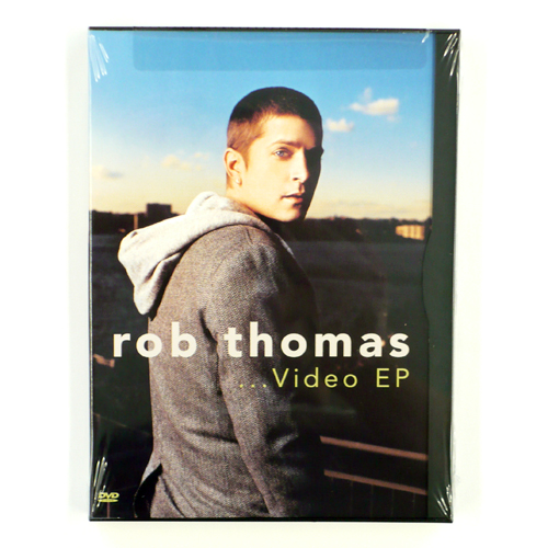 Rob Thomas - Video EP (DVD)