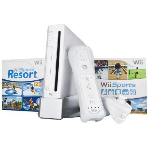 Wii System Hardware Bundle