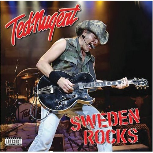 Ted Nugent - Sweden Rocks: Live 2006 [LIVE] CD