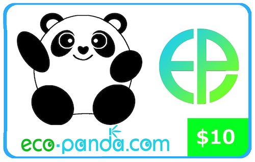Eco-Panda.com Swimwear $10 e-Gift Card