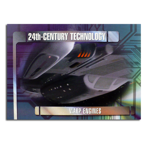 Star Trek Trading Card (Skybox)
