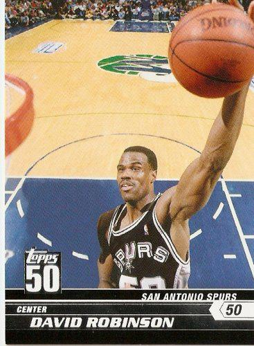 David Robinson Trading Card