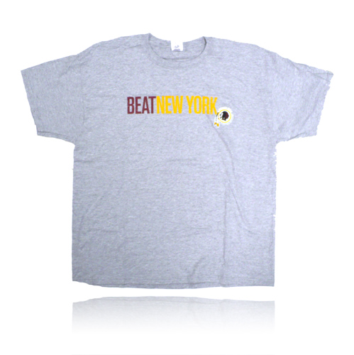 Redskins Beat New York T-shirt