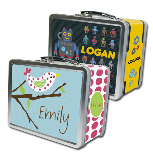 Frecklebox Personalized Lunch Box