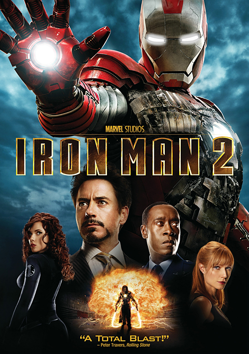 Iron Man 2 (Movie)