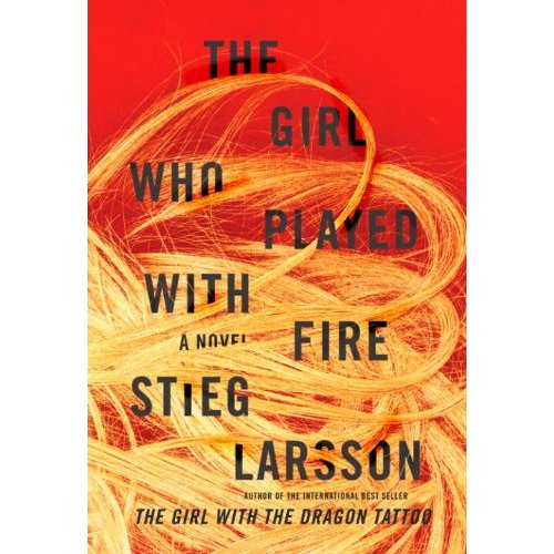 The Girl Who Played with Fire [Kindle Edition]