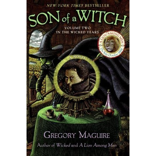 Son of a Witch: A Novel [Kindle Edition]