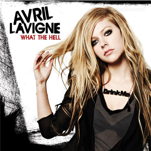 "Avril Lavigne ""What the Hell"" (MP3 Single)"