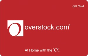 Overstock.com eGift Card - $50