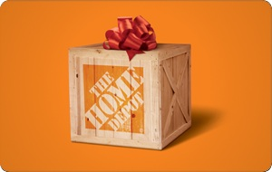 The Home Depot e-Gift Card - $10
