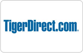 TigerDirect.com eGift Card - $25