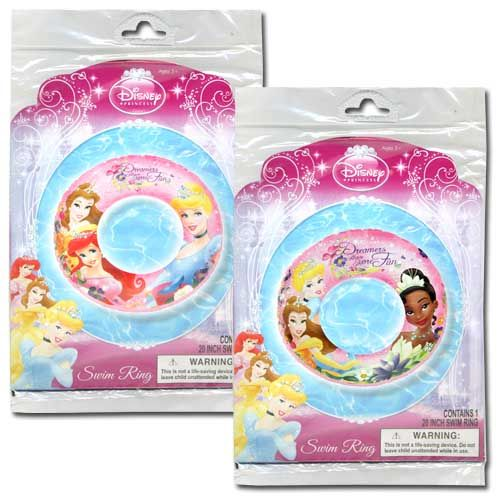 Disney Princess Inflatable Swim Ring