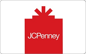 JCPenney eGift Card - $100