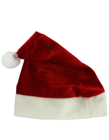 Classic Red Kids Santa Hat