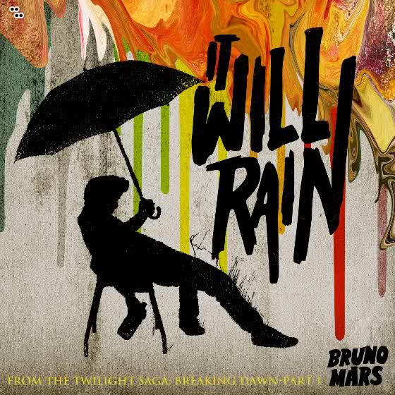 "Bruno Mars ""It Will Rain"" (MP3 Single)"