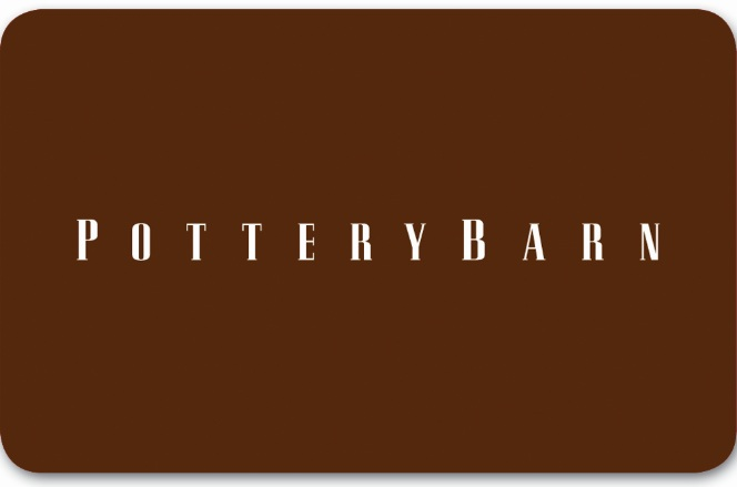 Pottery Barn $25 Gift Card