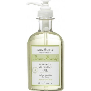 Aroma Remedy Bath & Body Massage Oil