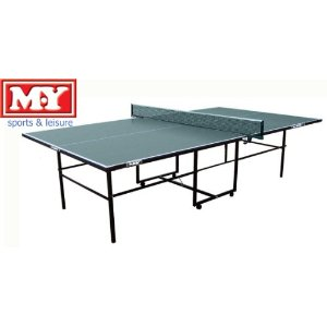 Full size indoor outdoor ping pong table rewards store - What is the size of a ping pong table ...