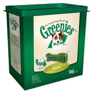 Greenies Dental Chews for Dogs (96 pack)
