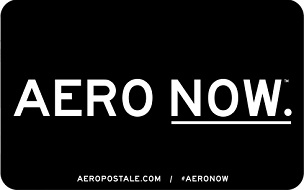 Aeropostale eGift Card - $25