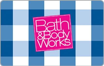 Bath & Body Works e-Gift Card - $25