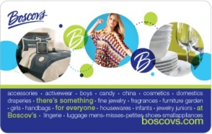 Boscov's eGift Card - $100