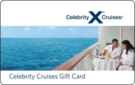 Celebrity Cruises eGift Card - $50