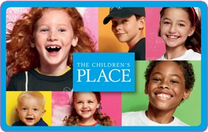 The Children's Place e-Gift Card - $50