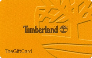 Timberland eGift Card - $25
