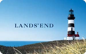 Lands' End e-Gift Card - $10