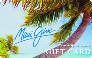 Maui Jim Sunglasses eGift Card - $150