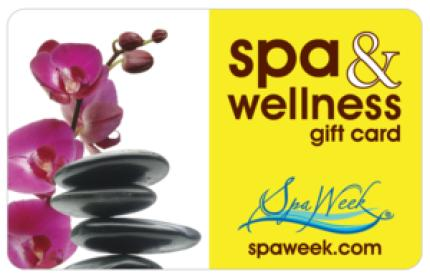 Spa Week eGift Card - $100