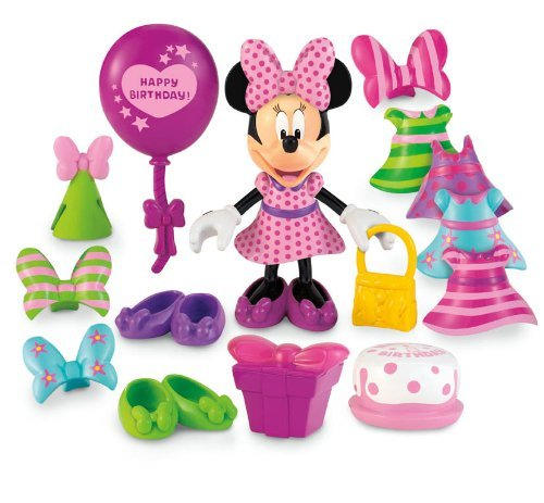 Fisher-Price Disney's Birthday Bowtique - Minnie