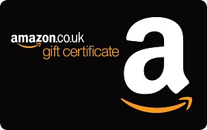 500 GBP Amazon.co.uk Gift Certificate