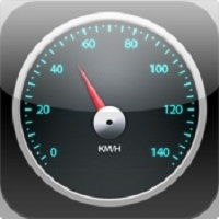 GPS speedometer for Android