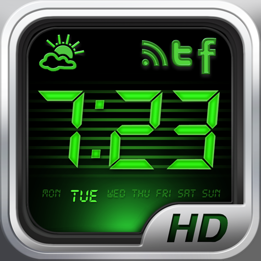 Alarm Clock HD Pro for iPad