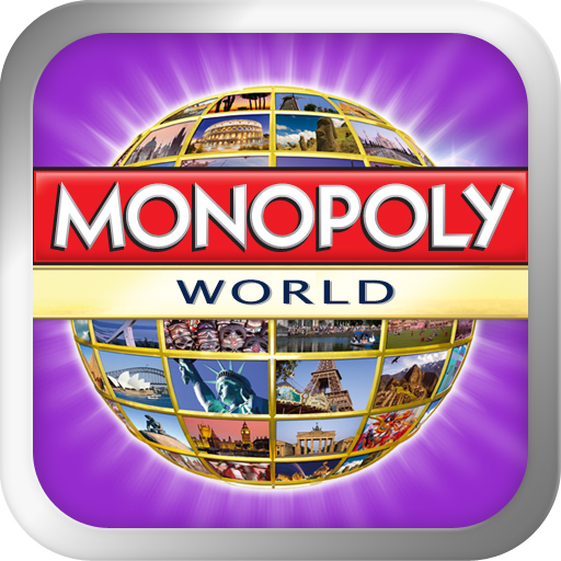 MONOPOLY Here & Now: The World Edition for iPhone