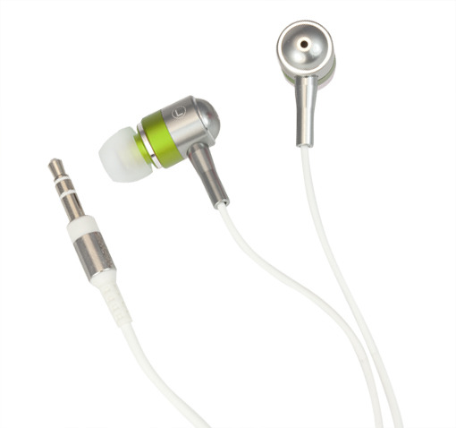 A4TECH iSecureFit Metallic Earphones