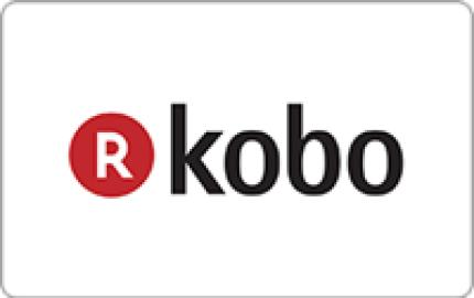 Kobo eGift Card - $25