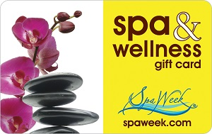 Spa Week eGift Card - $10