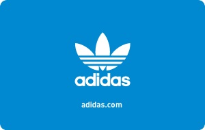 adidas eGift Card - $100