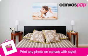 CanvasPop eGift Card - $50