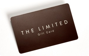 The Limited $25 Gift Card